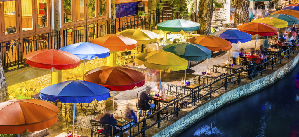 Riverwalk - San Antonio Texas